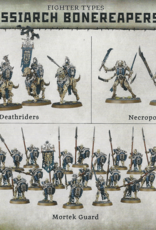 Games Workshop Warhammer Age of Sigmar Warcry: Ossiarch Bonereapers Cards