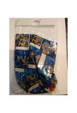 "Game Night Games Hand Made Dice Bag: Various 7"" x 3"""