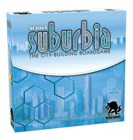 Bezier Games Suburbia Second Edition