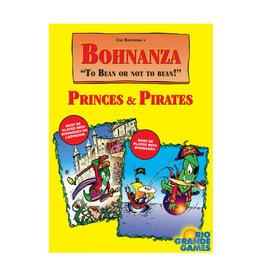 Rio Grande Games Bohnanza Princes and Pirates Expansion