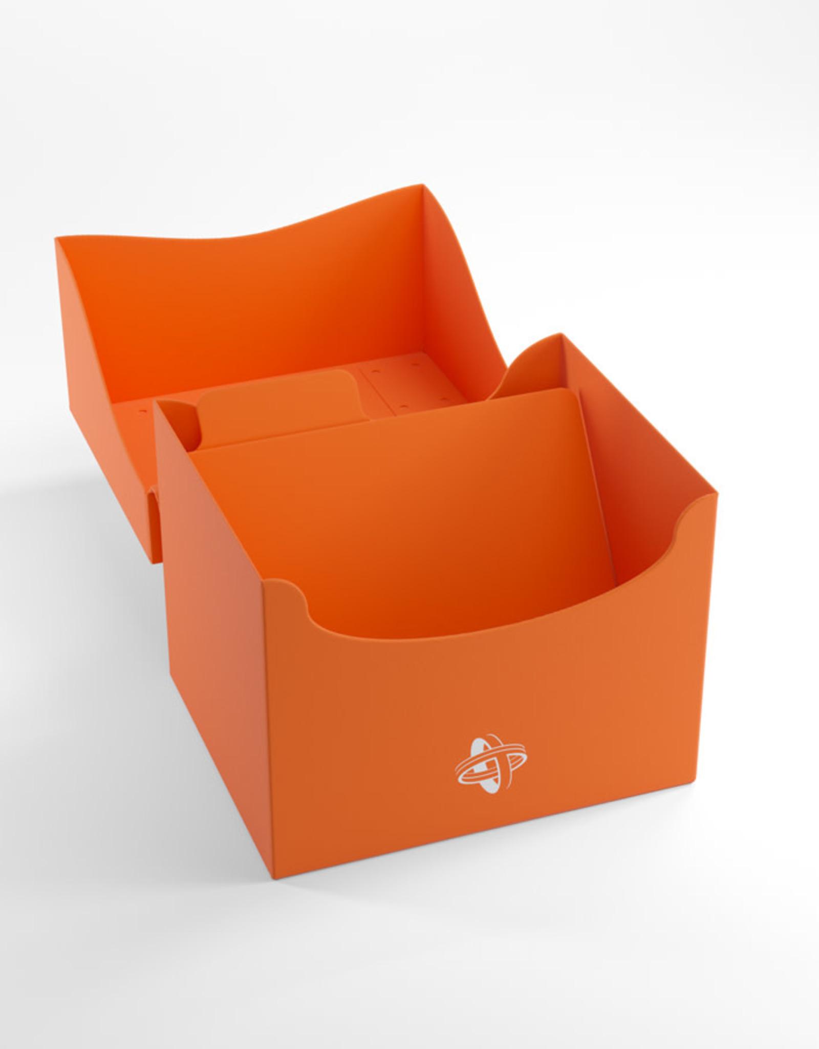 Deck Box: Side Holder 100+ XL Orange