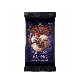 Legend Story Studios Flesh and Blood TCG: Arcane Rising Unlmited Booster