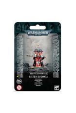 Games Workshop Warhammer 40K Adepta Sororitas Dogmata