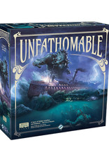 Fantasy Flight Games (October 2021 - January 2022) Akrham Horror Unfathomable (Pre-Order)