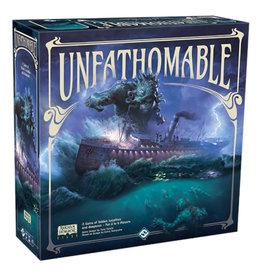 Fantasy Flight Games (November 12, 2021) Akrham Horror Unfathomable