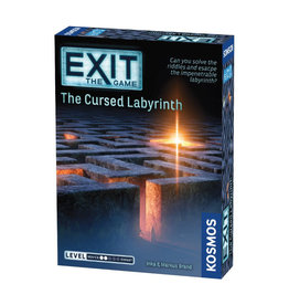 Thames and Kosmos Exit: The Cursed Labyrinth (Pre-Order)