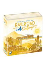 Horrible Guild Games Railroad Ink Shining Yellow