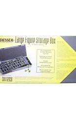 Miniatures Case Figure Storage Box: 25mm Large (80)