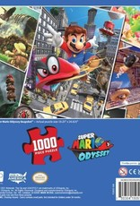 USAopoly Super Mario Odyssey Snapshots Puzzle 1000 PCS