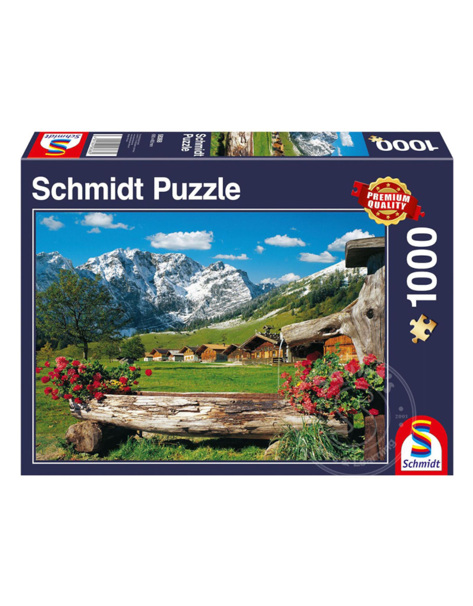 Anatolia Mountain Paradise Puzzle 1000 PC