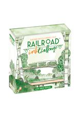 Horrible Guild Games Railroad Ink Lush Green
