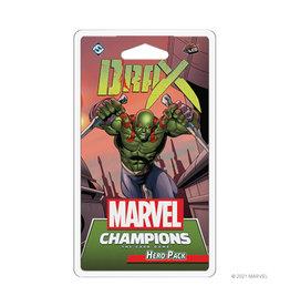 Fantasy Flight Games Marvel Champions LCG Drax