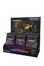 Wizards of the Coast MTG Adventures in the Forgotten Realms Set Booster (30) Display Box