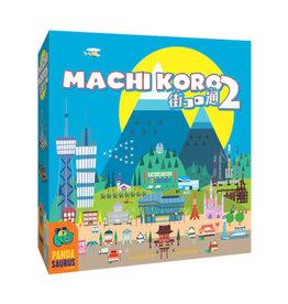 Pandasaurus (October 6, 2021) Machi Koro 2