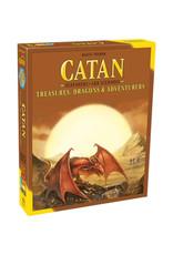 Catan Studios Catan Seafarers Treasurers Dragons and Adventurers