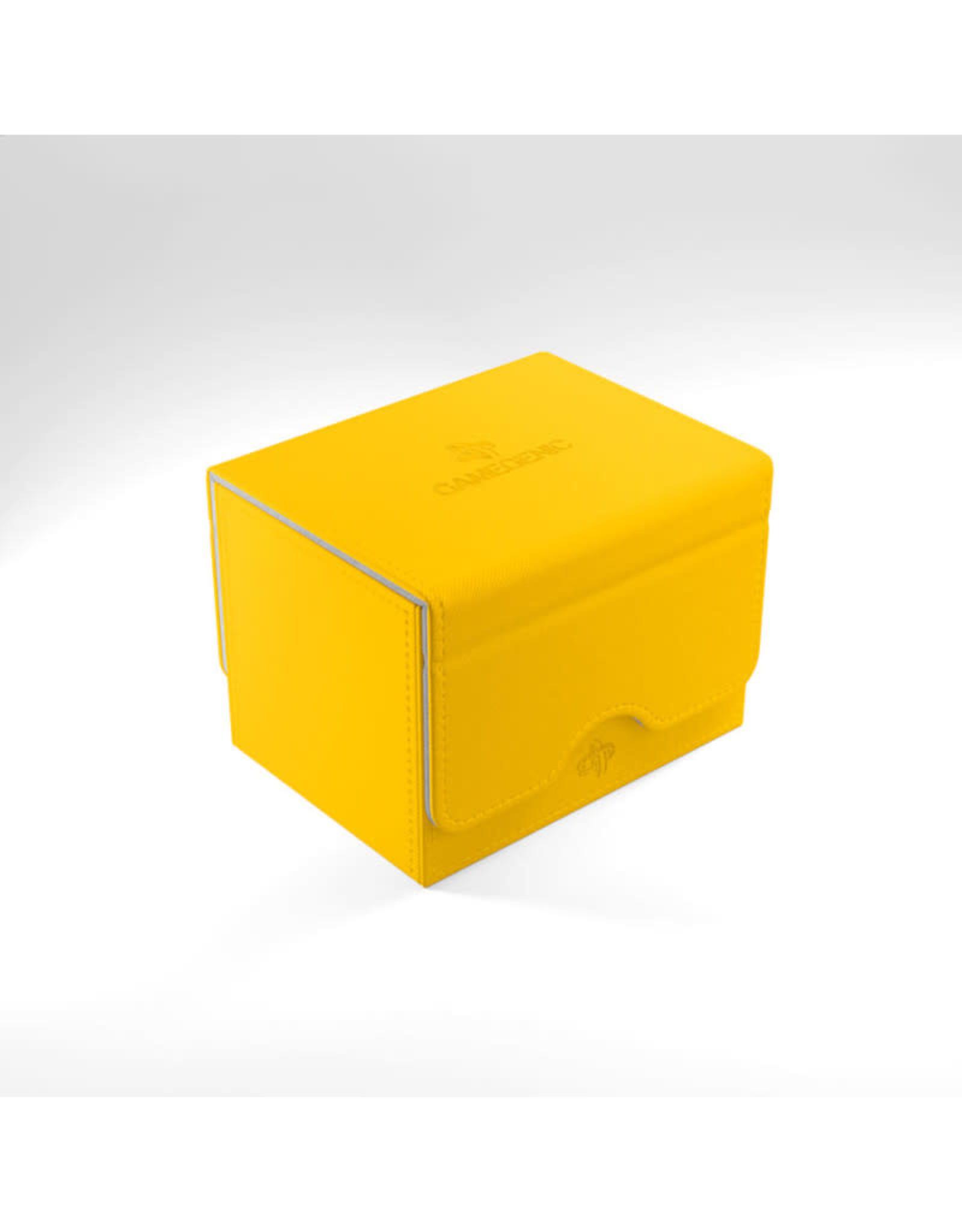 Deck Box: Sidekick 100+ Yellow