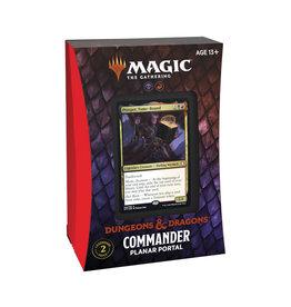 Wizards of the Coast MTG Commander Forgotten Realms Planar Portal
