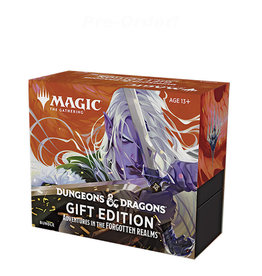 Wizards of the Coast MTG Adventures in the Forgotten Realms Gift Bundle