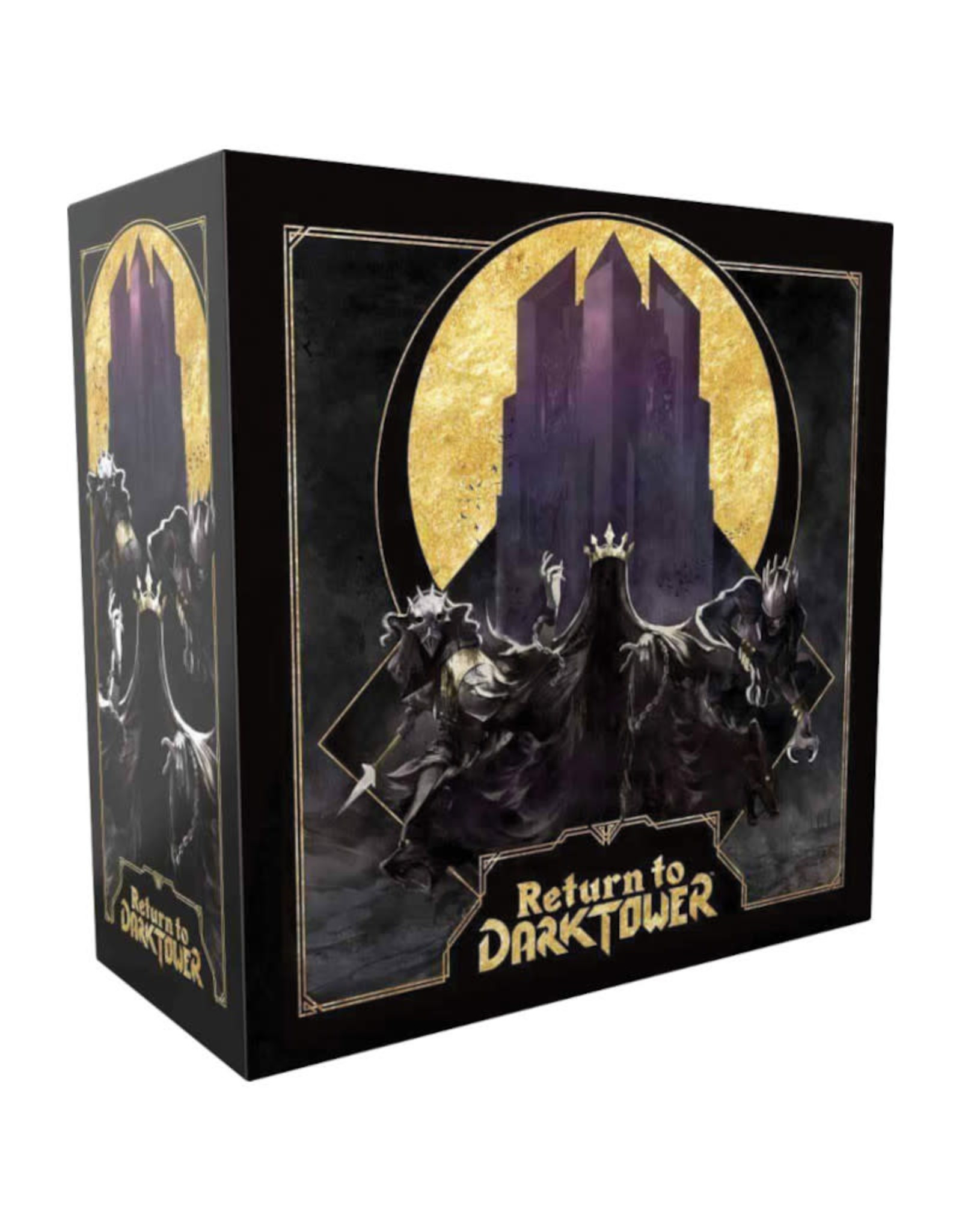 Restoration Games (November 2021 - January 2022) Return to Dark Tower