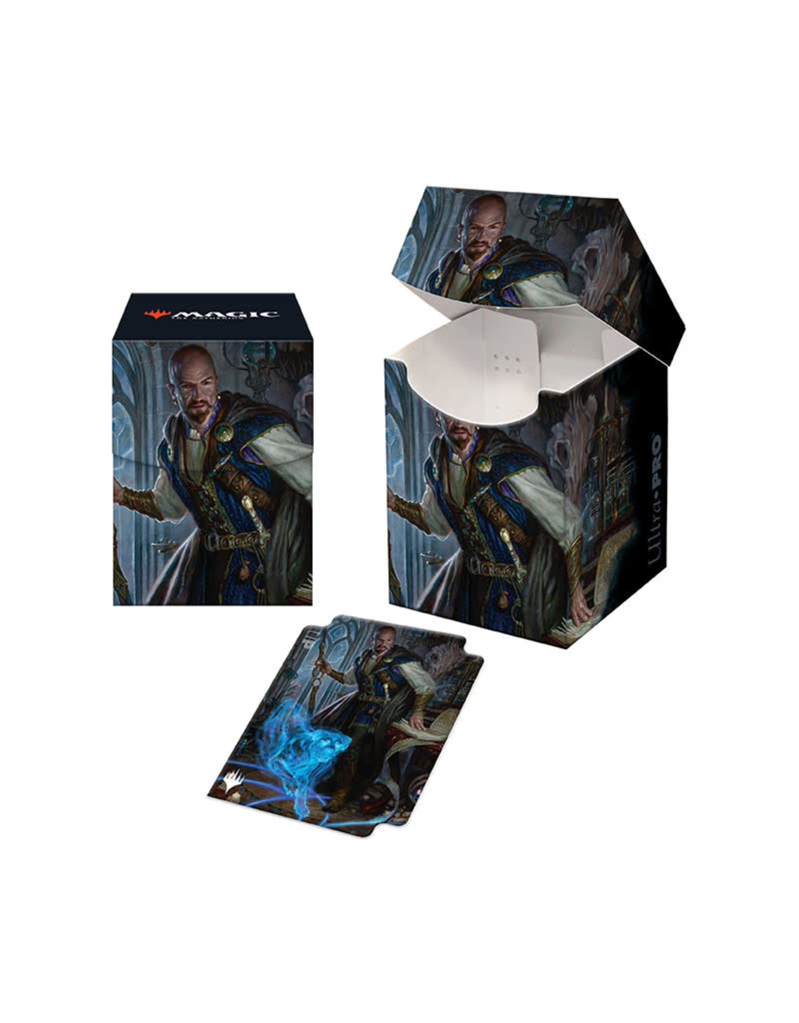 MTG D&D Forgotten Realms 100+ Deck Box Mordenkainen