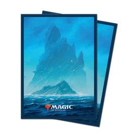 Sleeves: MTG Unstable Island (100)