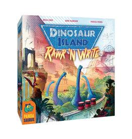 Pandasaurus (October 2021 - January 2022) Dinosaur Island Rawr N Write
