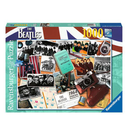 Ravensburger Beatles 1964 Photographer's View 1000 PCS