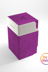 Deck Box: Watchtower 100+ Purple