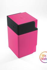 Deck Box: Watchtower 100+ Pink