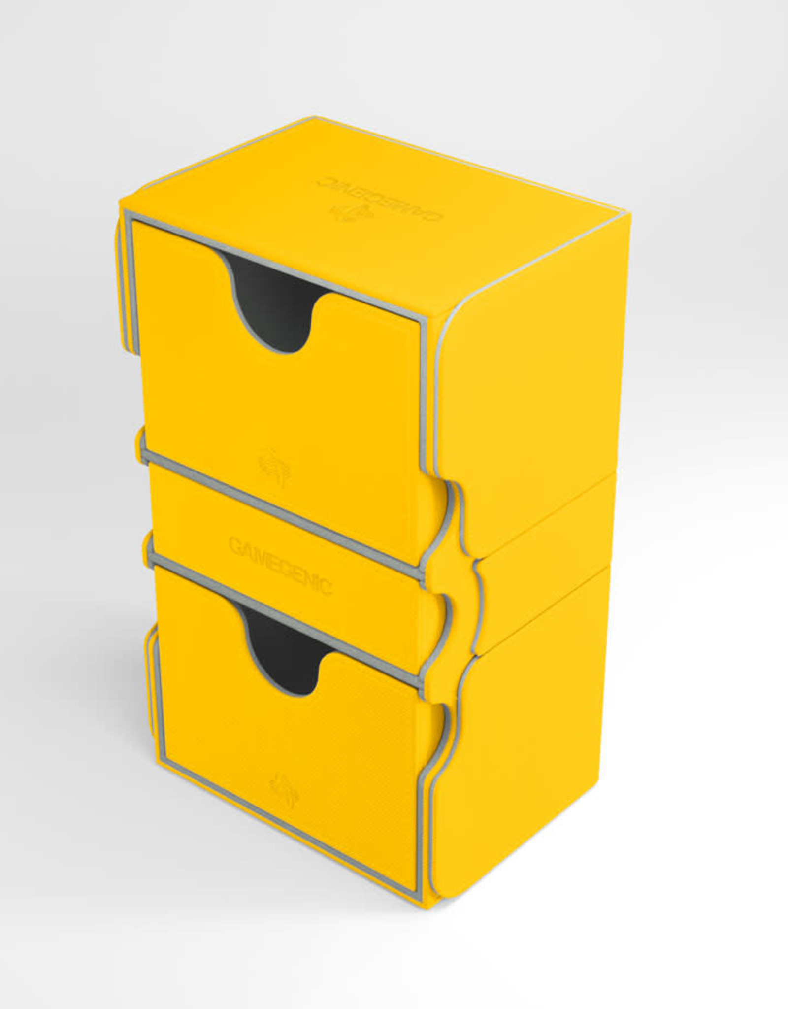 Deck Box: Stronghold 200+ Yellow
