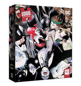 USAopoly Batman Tango with Evil 1000 PCS