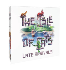 City of Games Isle Of Cats Late Arrivals