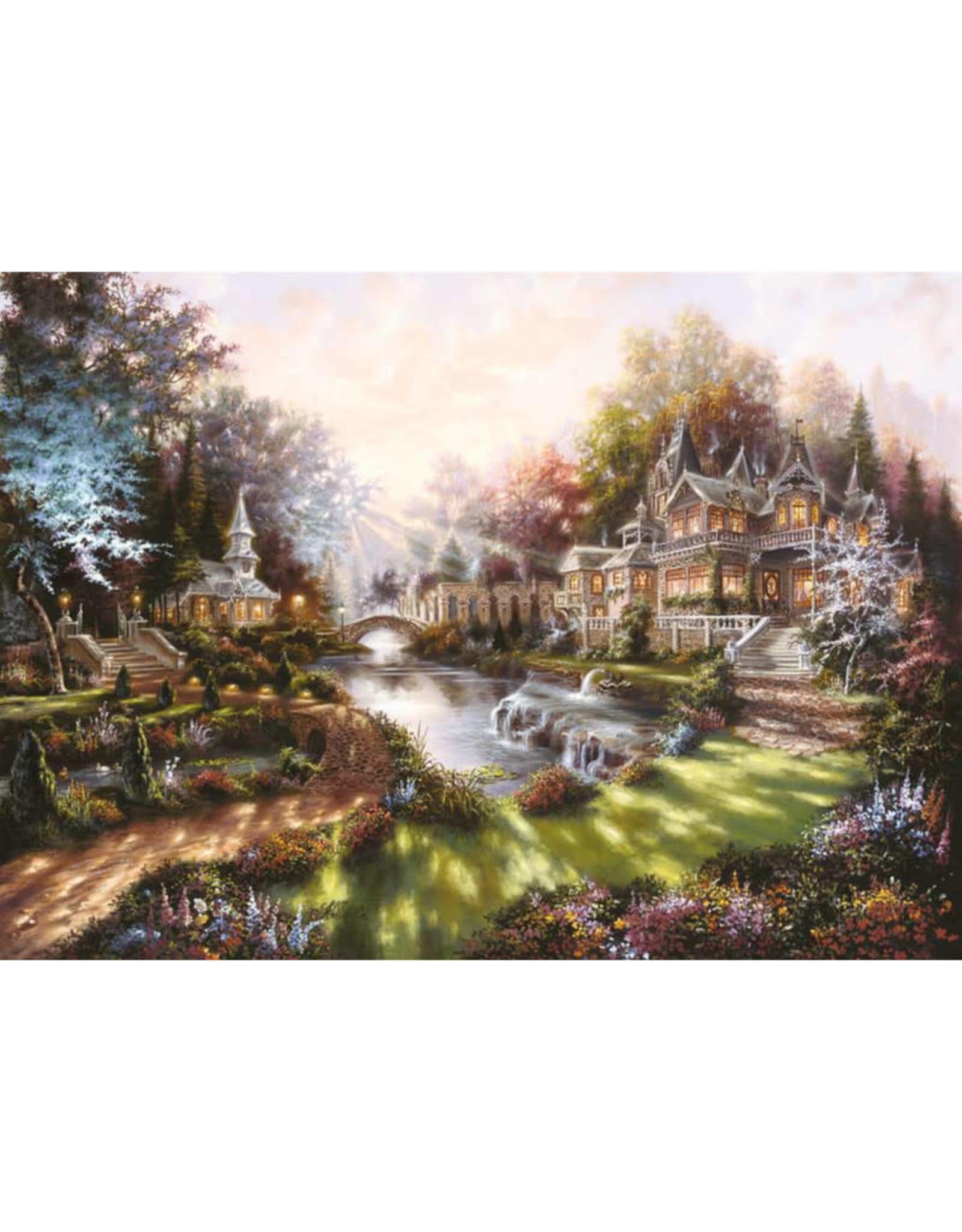 Ravensburger Morning Glory Puzzle 1000 PCS
