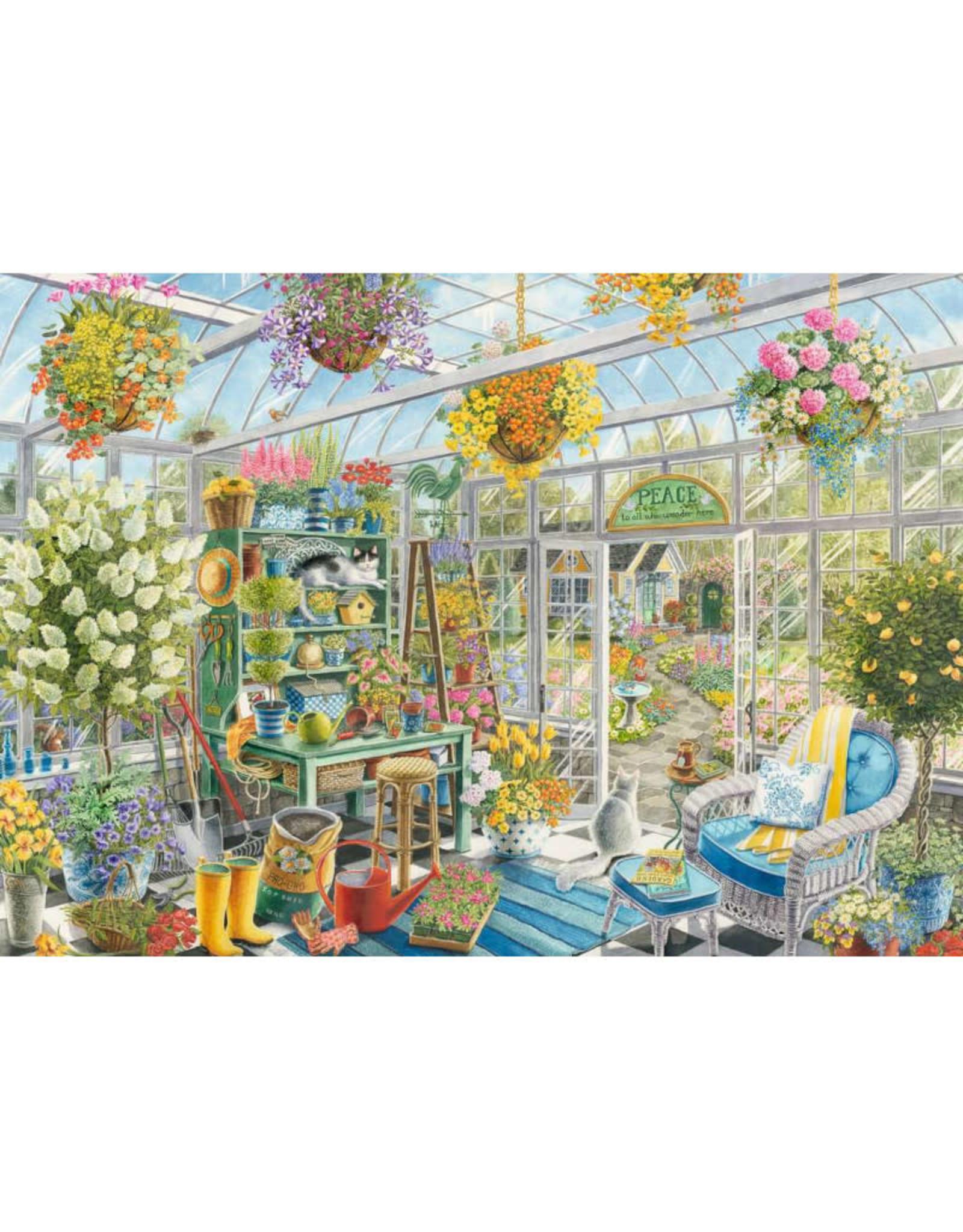 Ravensburger Greenhouse Heaven Puzzle 300 PCS Large Fromat