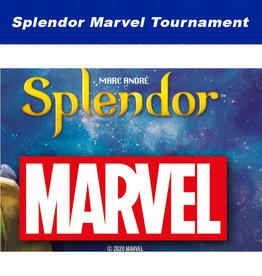 Tournament Admission: Splendor Marvel