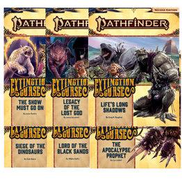 Paizo Pathfinder RPG: Extinction Curse Bundle (Parts 1-6)
