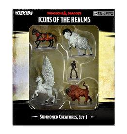 Wizkids D&D Painted Minis: Summoning Creatures Set 1