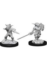 Wizkids D&D Unpainted Minis: Goblin Rogue