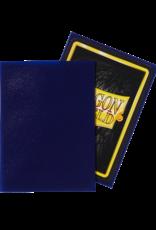 Arcane Tinmen Sleeves: Dragon Shield Matte (100) Night Blue