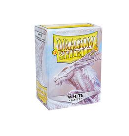 Arcane Tinmen Sleeves: Dragon Shield Matte (100) White
