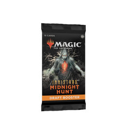Wizards of the Coast MTG Draft Booster Pack: Innistrad Midnight Hunt