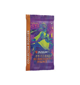 Wizards of the Coast MTG Collector Booster Pack: Innistrad Midnight Hunt
