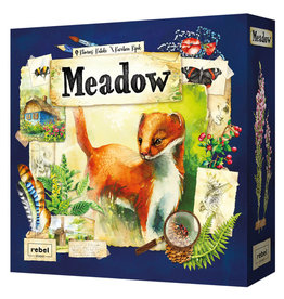 (Reprint Expected December 2021 - February 2022) Meadow