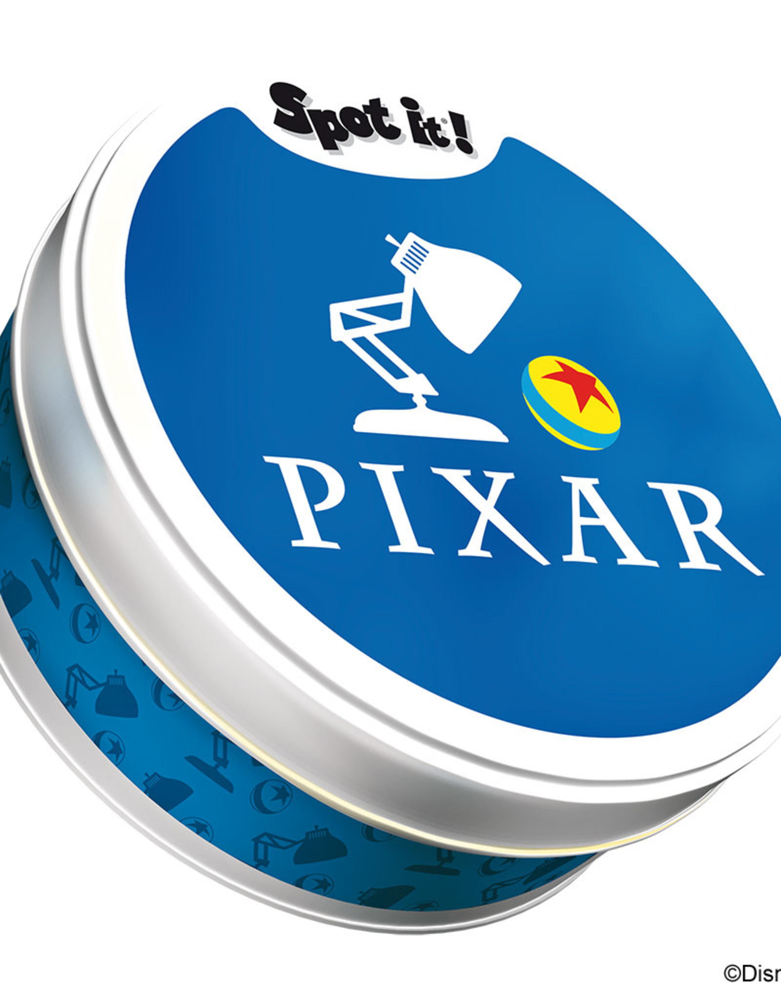 Spot It! Pixar