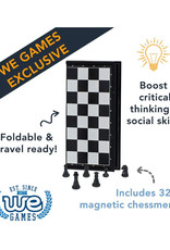 Magnetic Chess Set: 10 Inch Board