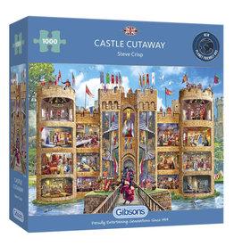 Gibsons Castle Cutaway 1000 PCS