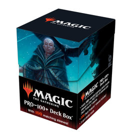 Sleeves and Deck Box: MTG D&D Adventures in the Forgotten Realms Sefris
