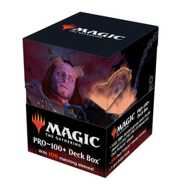 Sleeves and Deck Box: MTG D&D Adventures in the Forgotten Realms Prosper