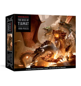 Random House D&D Rise of Tiamat 1000 PCS