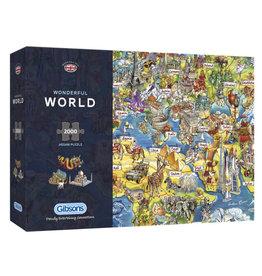 Gibsons Wonderful World 2000 PCS